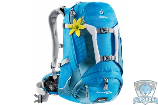Рюкзак Deuter Trans Alpine 26 SL New