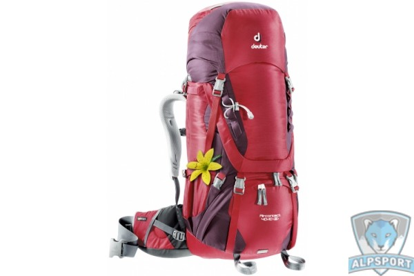 Рюкзак Deuter Aircontact 40+10 SL New