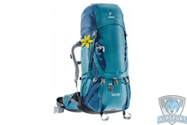 Прокат рюкзак Deuter Aircontact 60+10 SL New