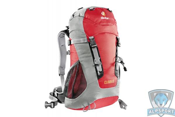 Рюкзак Deuter Climber fire-silver