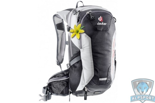 Рюкзак Deuter Compact EXP 10 SL black-white