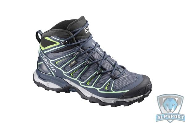 Ботинки Salomon X Ultra MID 2 GTX W - р.37 1/3, 40, 41 1/3