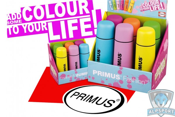 Термос Primus C&H Vacuum Bottle 0.35 l - Fashion Colour