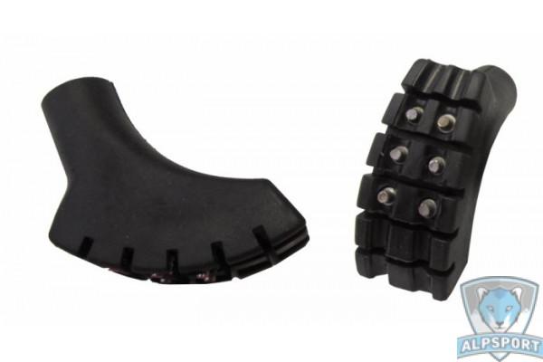 Колпачки для скандинавской ходьбы с шипами Tramp TRA-203