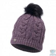 Шапка Buff Knitted & Polar Hat Darla purple