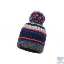 Шапка Buff Knitted & Polar Hat Dorian blue ink