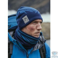 Шапка Buff Knitted & Polar Hat Laki Blue Ink
