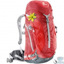 Рюкзак Deuter ACT Trail 28 SL cranberry-fire